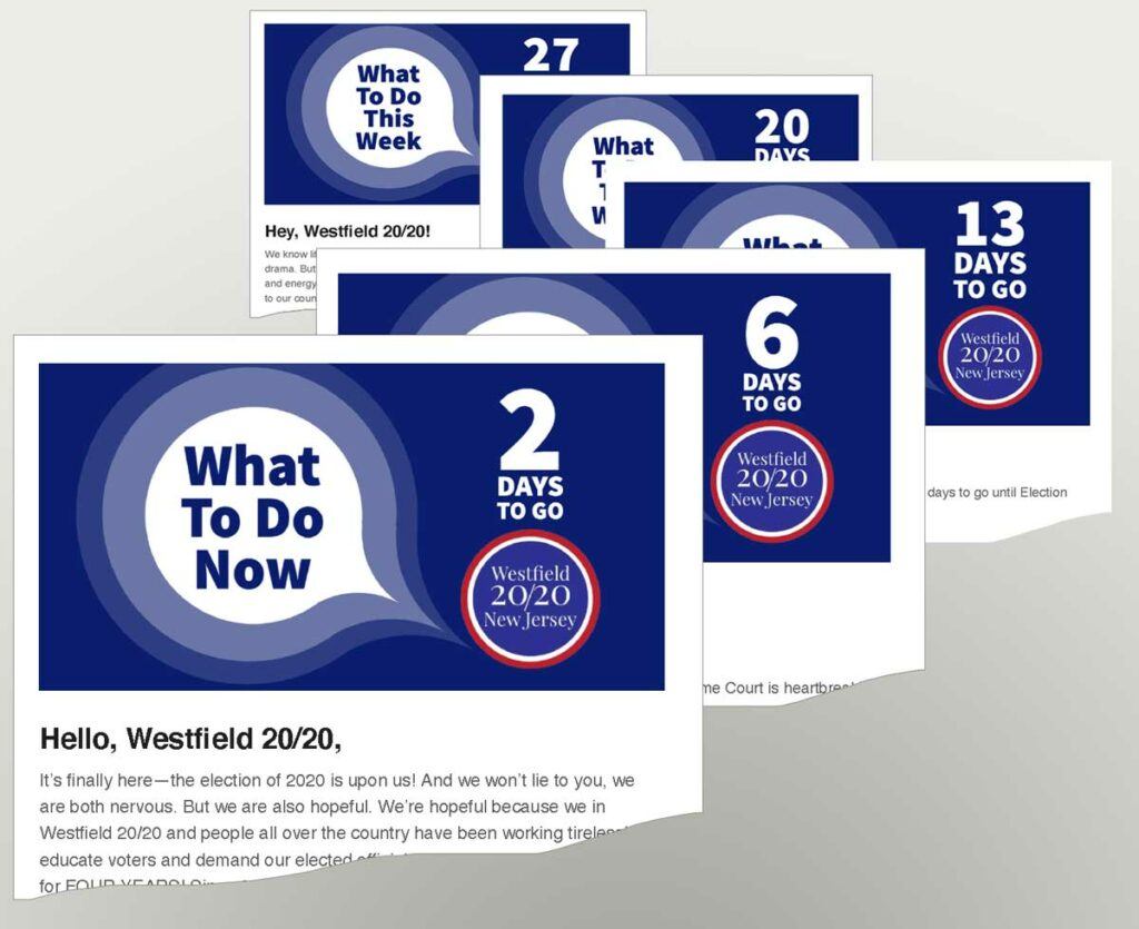 newsletter design & content strategy